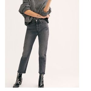Levi's Wedgie Straight Jeans 27